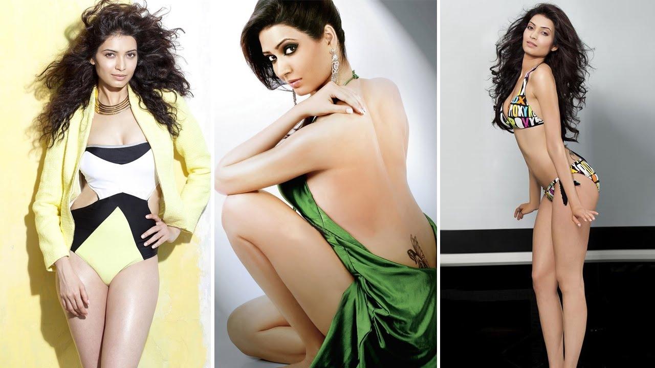 Bikini Avatar Of Indian Tv Serial Actress - Youtube-2211