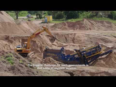 "Short film ""Ecosystem Services evaluation"" (Latvia)"