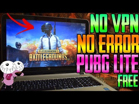 How To Download PUBG PC LITE In India Without VPN and NO ERROR