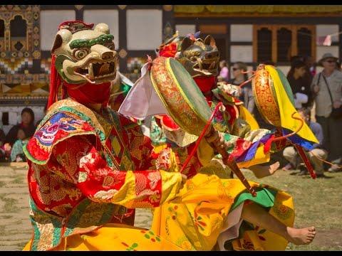 Journey into the Kingdom of Bhutan