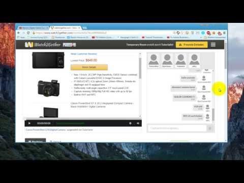 Webtipps - Watch2Gether! - Zusammen YouTube Videos schauen