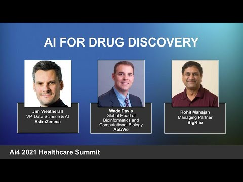 Panel: AI For Drug Discovery
