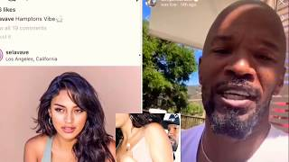 Jamie Foxx| and NEW BAE  !CHEATING ON Katie Holmes with a Young Model?!