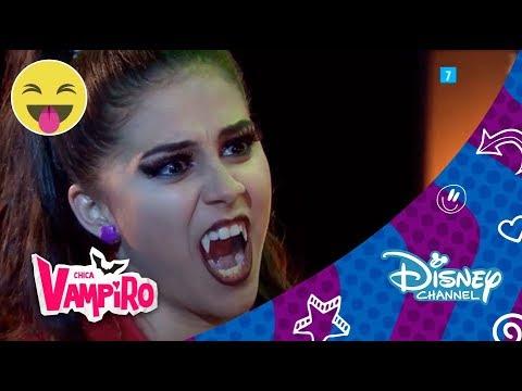 Chica Vampiro Todo Sobre Chica Vampiro El Vampiro Moderno Disney Channel Oficial Youtube
