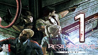 RESIDENT EVIL OUTBREAK: File 2 | Chapter 1 - Wild Things |  ROE Team