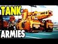 EPIC CAMPAIGN | Battle TANKS Clash & BIG ARMIES | Tiny Metal Gameplay 2