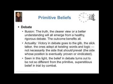 Why Not Debate?
