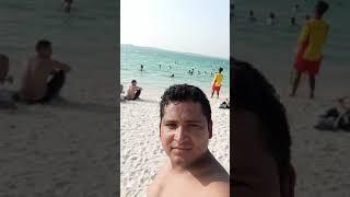 UAE Abu Dhabi beach(1)