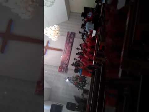Koor horas batak community