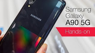 Samsung Galaxy A90 5G: The first 5G phone that's worth it? Video
