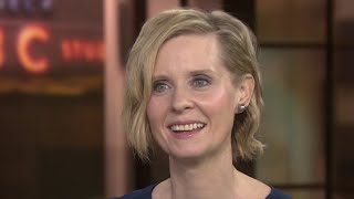 Cynthia Nixon Interview: New Play, Sex And The City 3 | TODAY