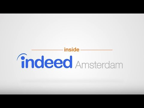 Inside Indeed Amsterdam: Sales