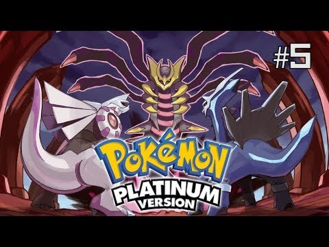 Twitch Livestream | Pokemon Platinum Randomizer Part 5 [FINAL]
