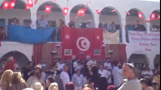 Tunisia's Prime Minister joins guests as Jews celebrate Lag Ba'Omer festival