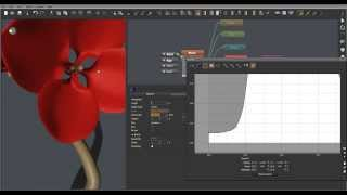Bean Plant Modeling Flower Part 5, Plant Factory tutorial