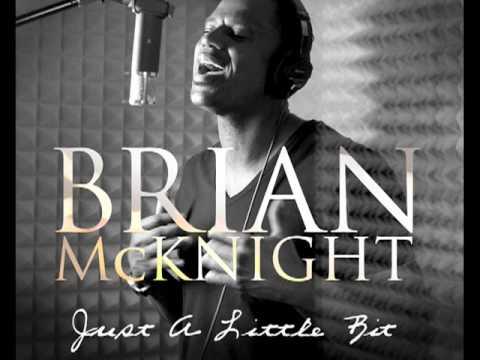 """Brian McKnight """"Just a little bit"""" / Album In Stores Now ..."""
