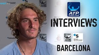 Tsitsipas Says Thiem Win In Barcelona 2018 Is Best Of His Career