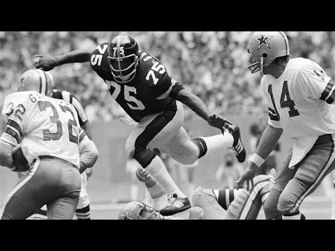 'Mean' Joe Greene: A Football Life - Creating a Steelers Dynasty