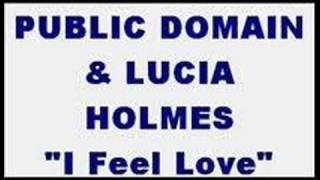 Public Domain & Lucia Holmes - I Feel Love