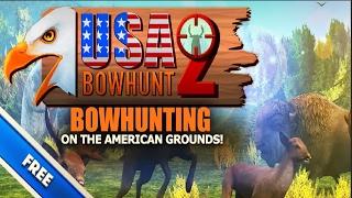 USA Bow Hunter: Hunting games Android Gameplay ᴴᴰ