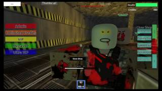 Roblox - Area 51 Survival (Ambient Music Added)PVE