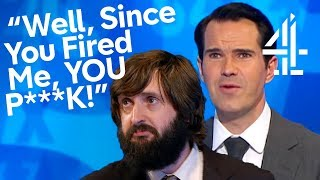 Joe Wilkinson's FUNNIEST Moments with Jimmy Carr! | 8 Out of 10 Cats Does Countdown