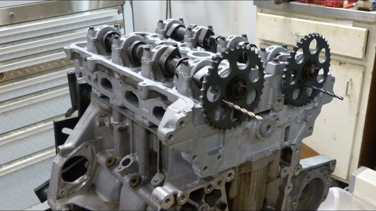 Diy head and head gasket installation youtube solutioingenieria Gallery