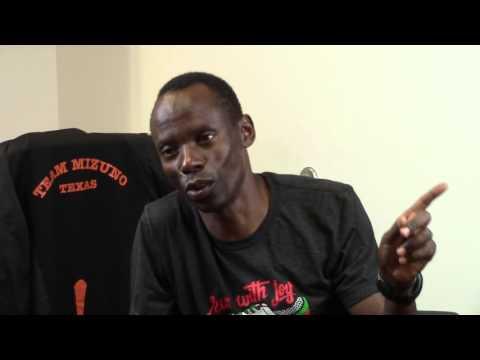 Survivors of Genocide - Gilbert Tuhabonye (Burundi)