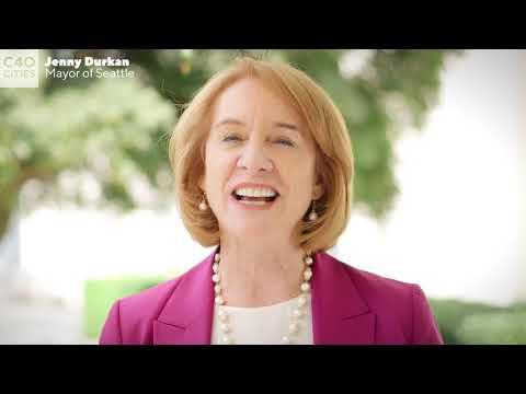 Jenny Durkan, Mayor of Seattle