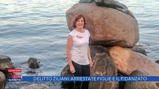 Delitto Laura Ziliani: arrestate figlie e fidanzato - La vita in diretta 24/09/2021