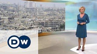 Конфликт в Сирии: из-за Кремля США протянули руку Ирану - DW Новости (28.10.2015)
