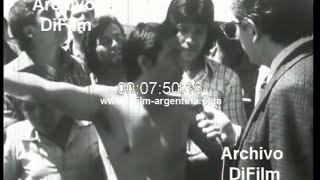 Ataque Batallon de Arsenales 601 Domingo Viejo Bueno 1975