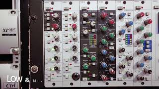 Solid State Logic VHD ( on Bass ) -  Vintage Studio