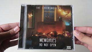 Baixar The Chainsmokers - Memories Do Not Open - Unboxing CD en Español