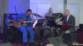 Domingo de Entrada Triunfal  --- Pastor Miki Arroyo y hnos  del Jazz