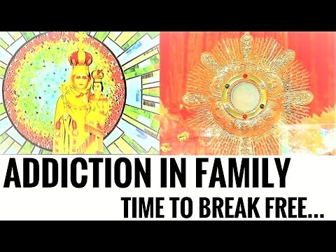 Breaking Stronghold of Addiction - Alcohol & Drugs, Ancestral Curses & Bondages, Families, Fathers