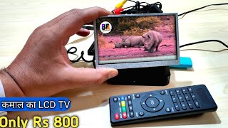 Amazing Pocket Size LCD TV | DIY Project | BR Tech Films