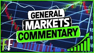 ✅ GENERAL MARKETS COMMENTARY AND BITCOIN PRICE TECHNICAL ANALYSIS