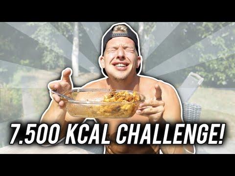 HEALTHY 7.500 CALORIE