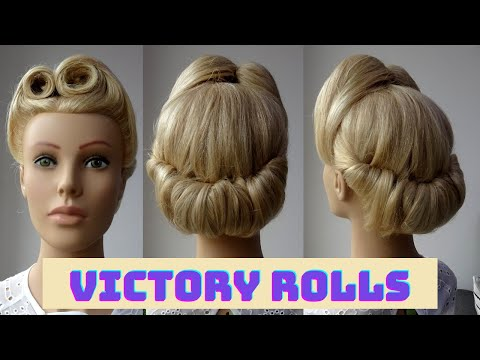 how-to-do-victory-rolls-hairstyle