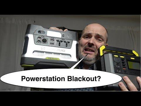Stromausfall Krisen-Vorsorge | Powerstation vs. Notstromaggregat