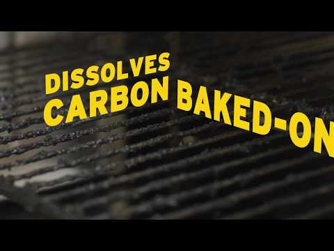 Clean Grill Grates & Ovens with Industrial Oven Cleaner from Zep