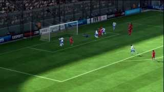 FIFA 13 | TOP Goles Vol.5 | Heads Up | Virtual Pro Club | By DjMaRiiO