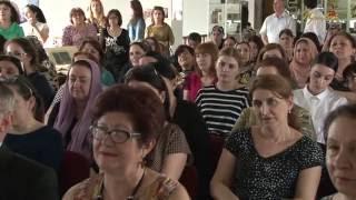 Ежегодное мероприятие в библиотеке им. Р. Гамзатова