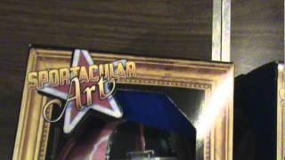Box # 80 - NYGiantsMuseum.com -- Footballs - OJ Anderson, Phil Simms, Giants...