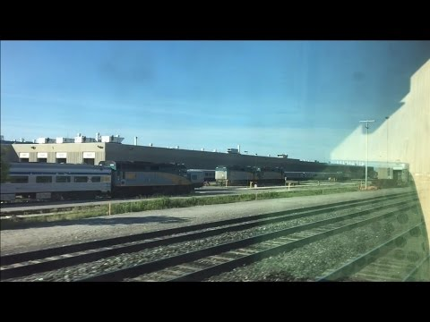 GO Transit HD 60 FPS: Riding Lakeshore West Line (Toronto Union Station To Oakville) 7/3/16