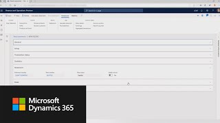 In this overview video, we will highlight some of the new capabilities included latest update to microsoft dynamics 365 retail that help you plan...
