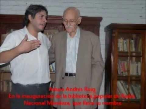 Arturo Roig en Radio Nacional Mendoza PRIMERA PARTE