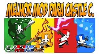 Castle Crashers: Como instalar MOD e Obter Tudo - Todos os Personagens, Armas e Muito Mais