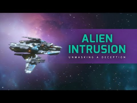 Preview of Alien Intrusion: Unmasking A Deception (Space Travel Problem)